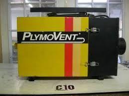 plymovent tk 400 extrator de fumo purificador de ar