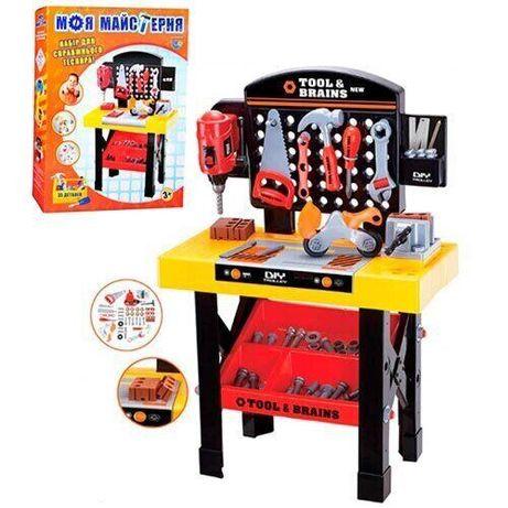 Набор инструментов со столом Limo Toy