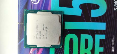 Процессор i5 8400