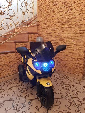 Дитячий електромотицикл Вамbi