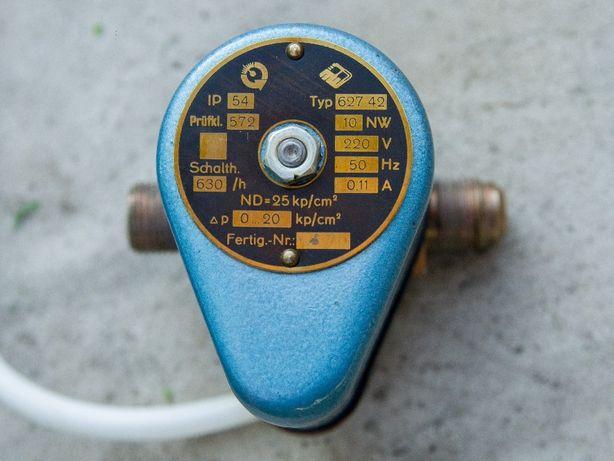 Электромагнитный клапан компрессора GKW ГДР