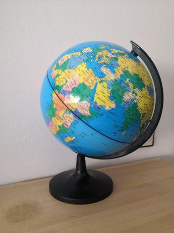 Globo - planeta terra - plástico - antigo