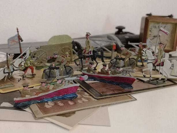 Okazja! Żołnierzyki, figurki ołowiane lata 20-30 Mars