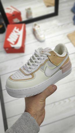 Nike air force shadow женские кроссовки найк форсы форс форсе forc