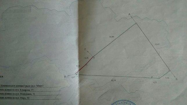 Продам земельный участок Приозерное Херсон