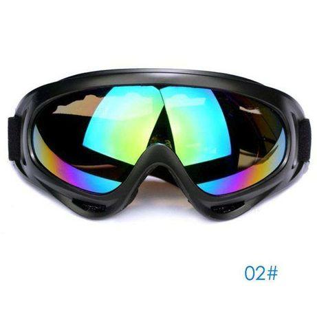 Oculos anti-enbaciamento desporto sky off-road