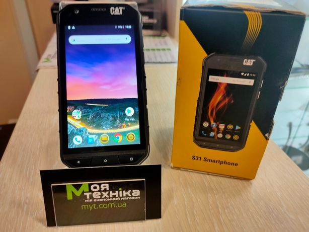 mt067 CAT S31 2/16GB Black