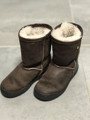Дитячі чобітки Bartek. Уггі Bartek. Зимове взуття.