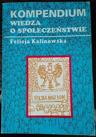 Kompednium Wiedza o Społeczeństwie, Felicja Kalinowska
