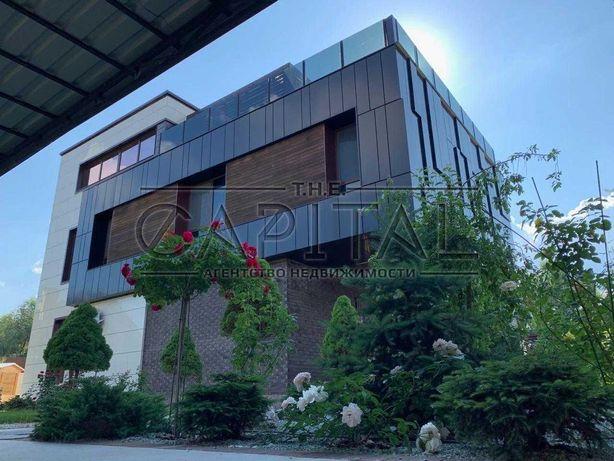 Сдается 3-этажный дом, с. Пуховка, Броварской р-н