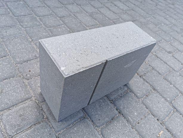 Bloczek betonowy B15 (12x24x38 cm) fundamenty