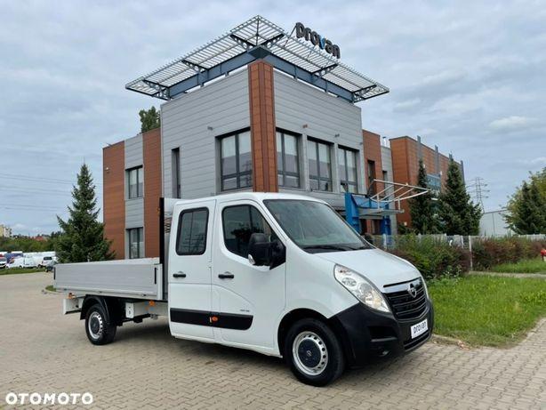 Opel MOVANO 23 CDTI 125KM DOKA SKRZYNIA KLIMA  gwarancja 12 miesięcy / 100% BEZWYPADKOWY