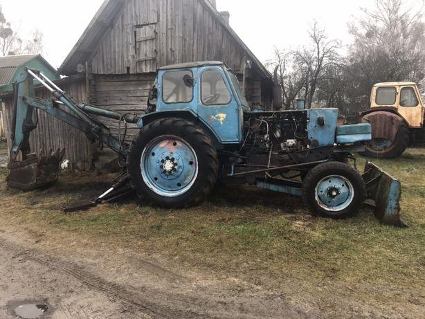 Продам трактор ЮМЗ ескаватор