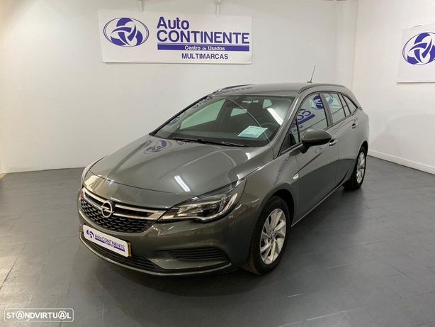 Opel Astra Sports Tourer 1.6 CDTI Ecotec Business Edition S/S