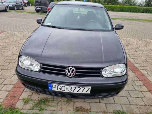 Zarezerwowany !VW Golf IV 1.9TDI 115km