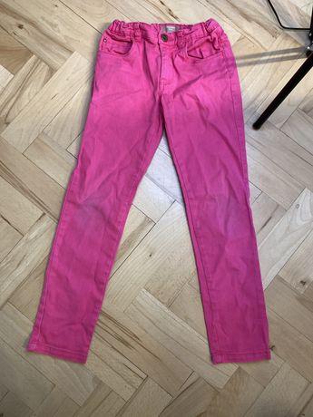 Spodnie dziewczece firmy Mango 128cm