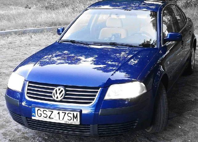 VW PASSAT 1.8 T benz./gaz