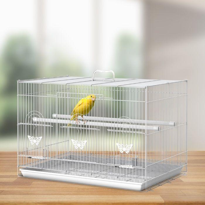 Gaiola Pássaros 60 x 41 x 41 cm