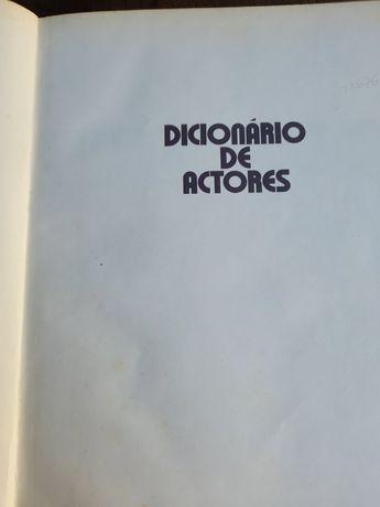 Dicionario de atores