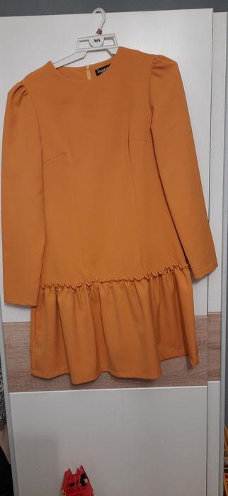 Żółta sukienka 38 Ciechanów - image 1