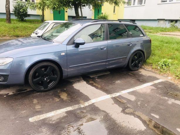 "Felgi 18"" 5x112 ET43 Audi Łopaty Ronal"