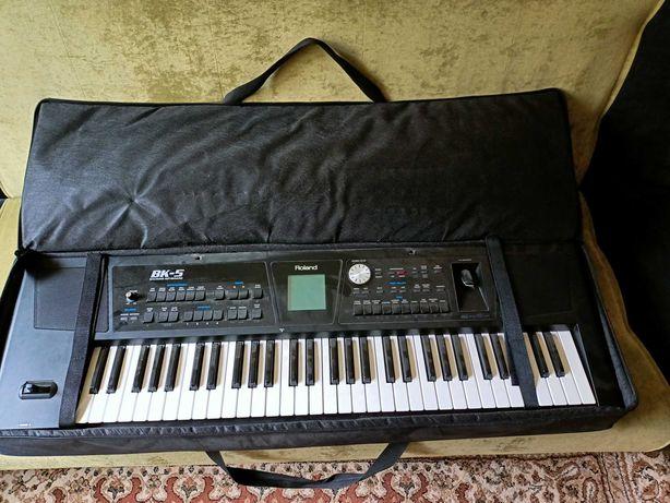 Roland BK-5 stan idealny