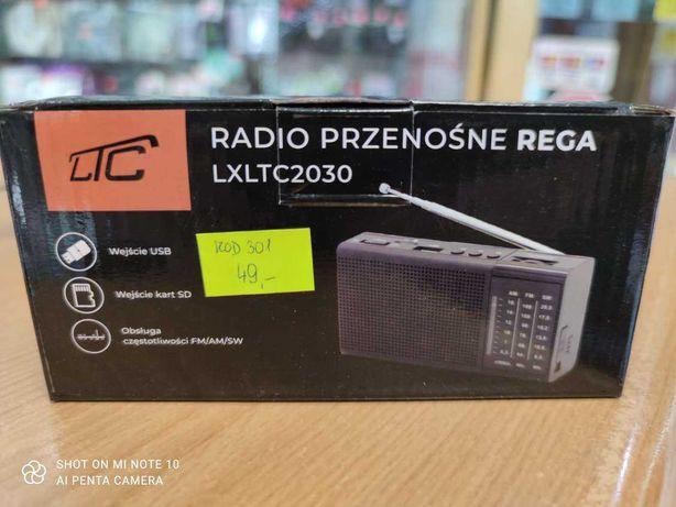 Radio Przenośne USB karta pamięci aku LTC  Nowe Lombard Madej sc