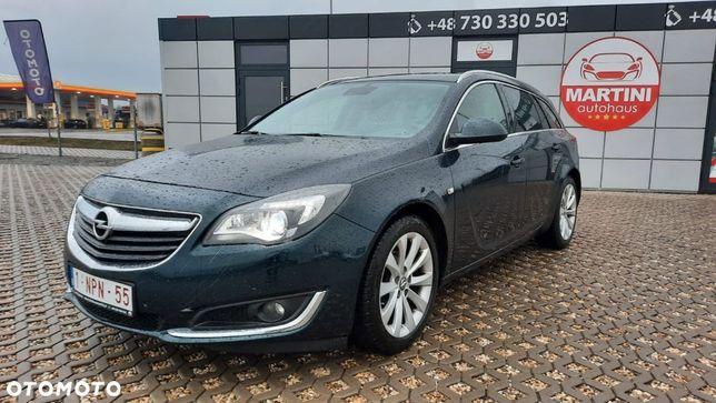 Opel Insignia Skóra, Xenon, Led, Navi, Temp., Grzane Fotele i Kier,1 ROK Gwarancji!