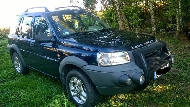 Land Rover Freelander 2.5 V6 + Gaz