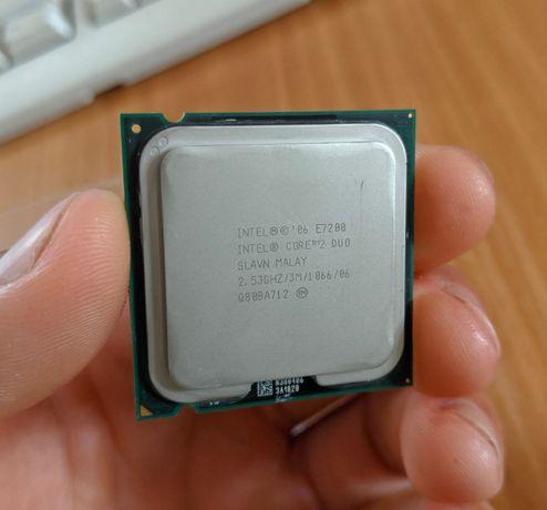 Процессор Intel Core 2 Duo E7200 (LGA 775)