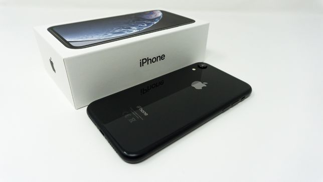 Apple iPhone XR, Preto, 128GB
