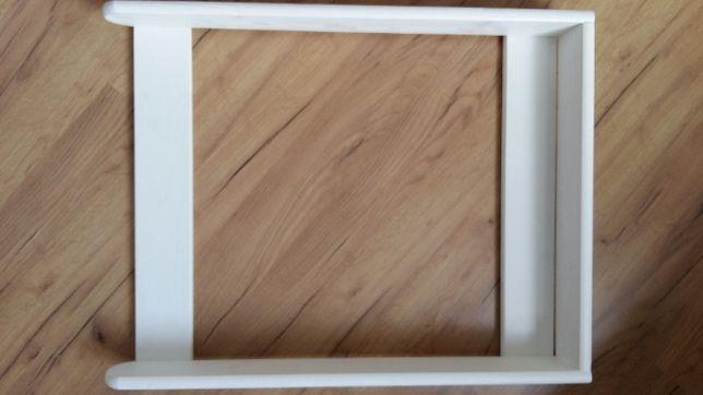 Nakładka przewijak na komode Hemnes Ikea lite drewno