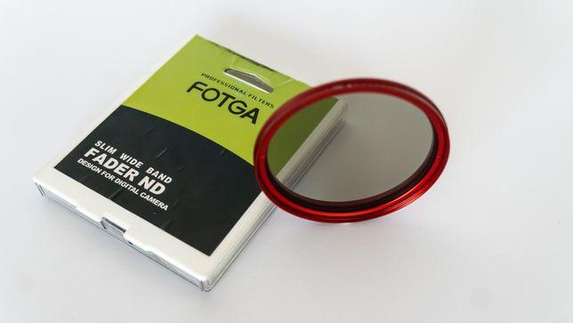 Filtro de Densidade Neutra (ND) Variável 2-400 67mm FOTGA