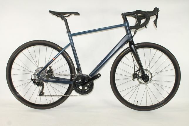 Gravel/Endurance кроссовый велосипед Btwin Triban RC 520