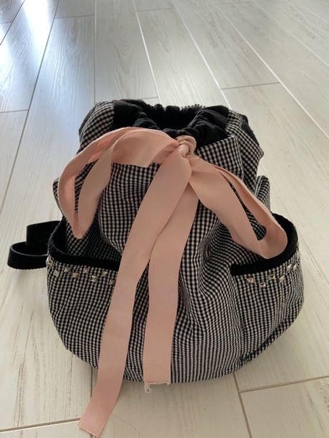ZARA - plecak dziewczęcy