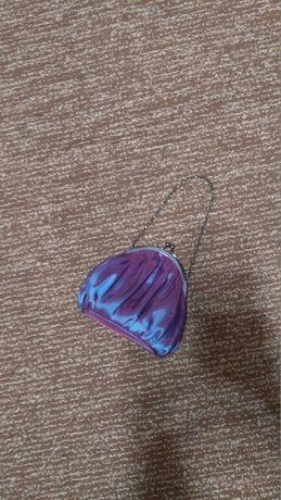 Свадебный клатч вечерняя сумочка на цепочке
