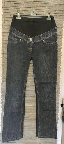 Jeansy spodnie ciążowe C&A rozm. 36