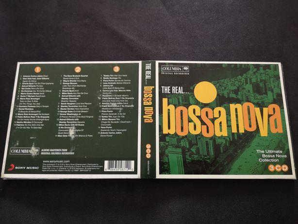 The Real Bossa Nova 3 cd