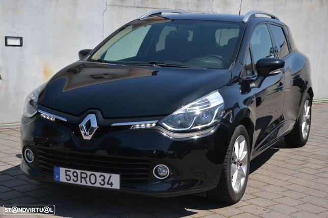 Renault Clio Sport Tourer 0.9 TCE Limited