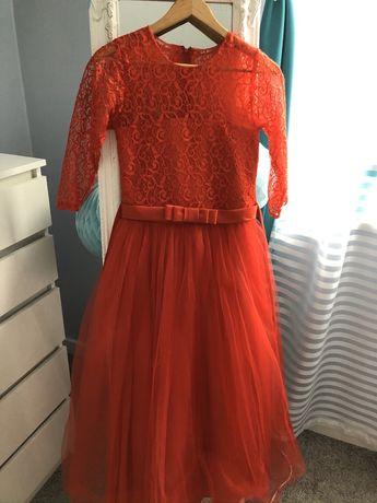 Przepiękna elegancka suknia