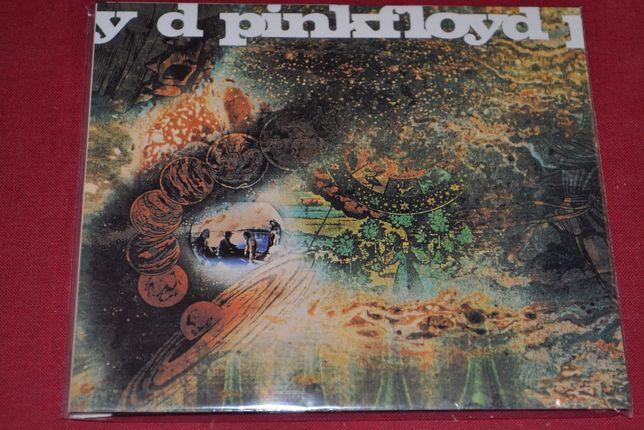Pink Floyd – A Saucerful Of Secrets, 1968, Digisleeve, Новый. Издан 2