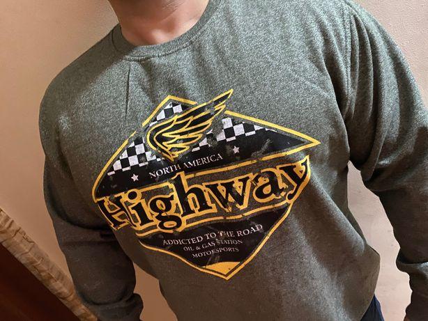 bluza r.4XL klatka 150 IDENTIC jesienna extra
