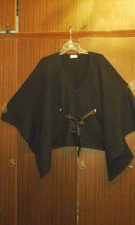 Свитер пуловер размер 54 «летучая мышь»