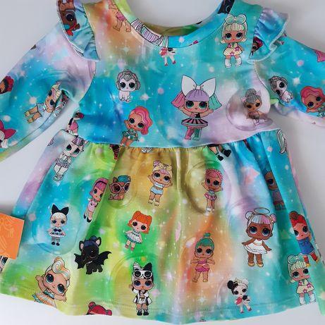 Sukienka LoL dla dziewczynki