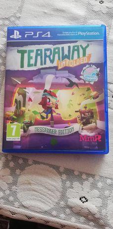 Tearaway Unfolded Polska Wersja Playstation 4