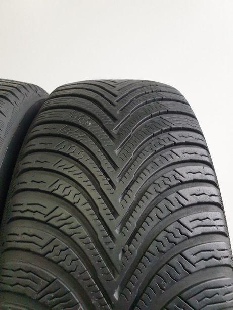 2x 205/55/16 Michelin Alpine 5,[ZIMA], miekka guma, OKAZJA// SPRAWDŹ