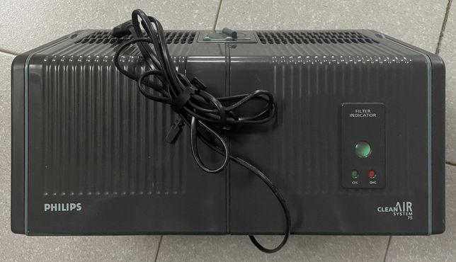 Purificador de ar com ionizador