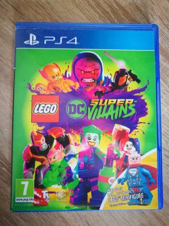 Gra Lego DC Super zloczyńcy super Villains