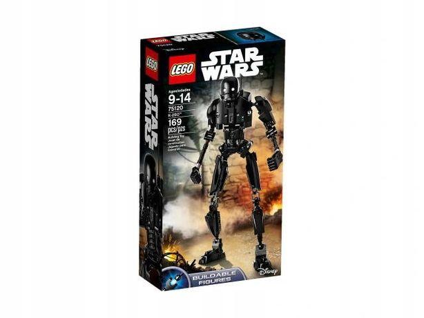 Opis Klocki LEGO Star Wars 75120 - K-2SO Przeniknij na tyły Imperium