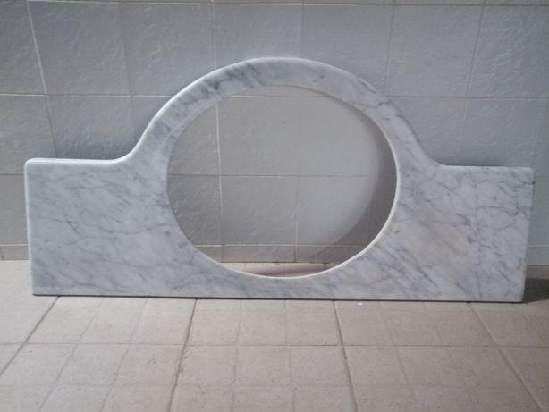 Pedra Mármore WC